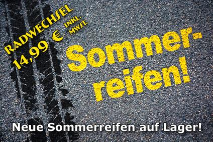 db Autoservice Ascheberg-Herbern - Sommerreifen Auto-Bomholt