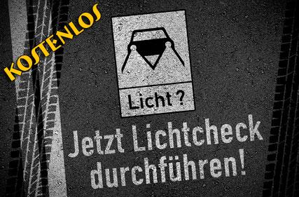 KFZ Autoservice Bomholt Herbern - Lichtcheck