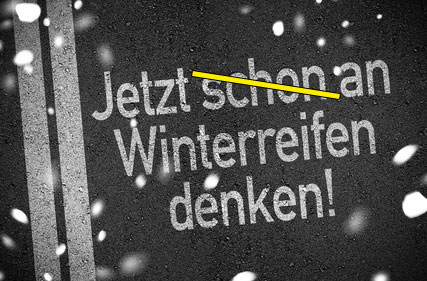 KFZ Autoservice Bomholt Herbern - Winterreifen